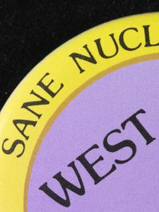 ANTI-NUCLEAR BUTTONS