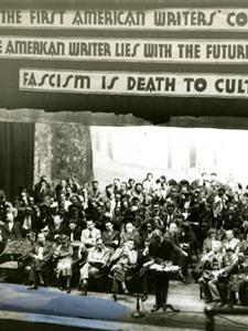 DELEGATES OF THE FIRST AMERICAN WRITERS' CONGRESS