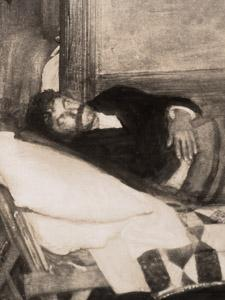 JACOB A. RIIS, THE INTERIOR DARK BEDROOM IS WHERE TUBERCULOSIS BREEDS
