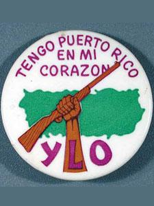 YOUNG LORDS BUTTONS