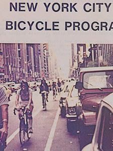 NEW YORK CITY DEPARTMENT OF TRANSPORTATION, NEW YORK CITY'S BICYCLE PROGRAM