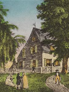 BOWNE'S HOUSE