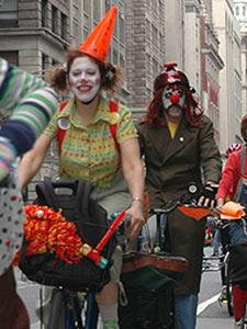 TIME'S UP! CLOWNS
