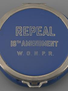 """REPEAL 18TH AMENDMENT"" COMPACT, LIGHTER, THIMBLE, AND PIN"