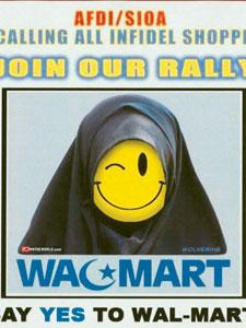 "FLYER, ""SAY YES TO WALMART"""